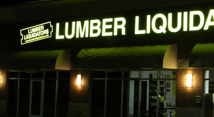 Lumber Liquidators Is Down 55% In A Month; Here's Everything You Might've Missed