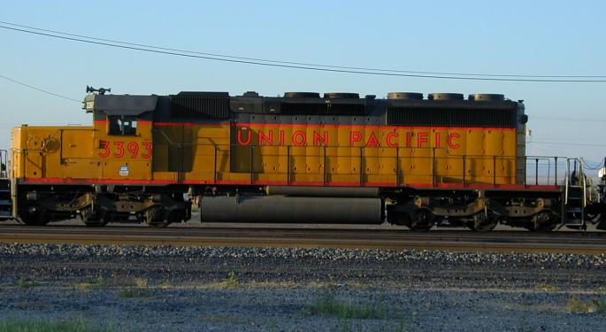 Stephens Says Union Pacific Investors Have 'Buying Opportunity'
