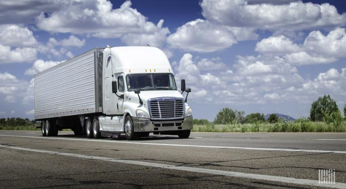 Transportation Capacity Hits New Lows, 'No Relief In Sight' For Pricing