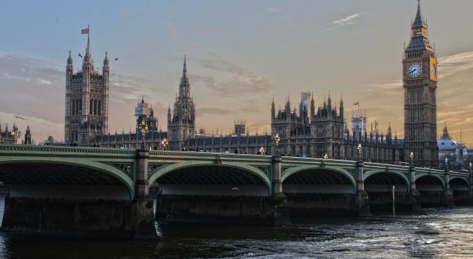 Geopolitical Jumble: UK Election Results, US Tariff Decision, Front And Center