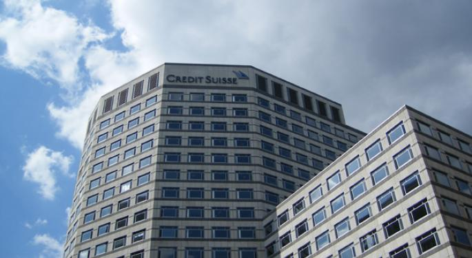 Credit Suisse Reports Q2 Earnings Beat