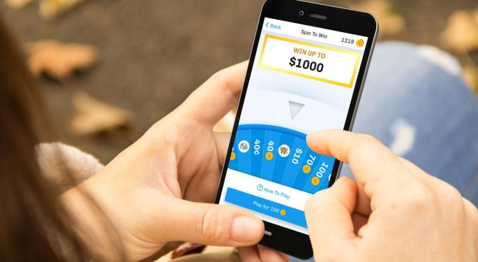 What If Saving Money Was As Fun As Playing The Lottery? New App Looks To Boost Your Savings