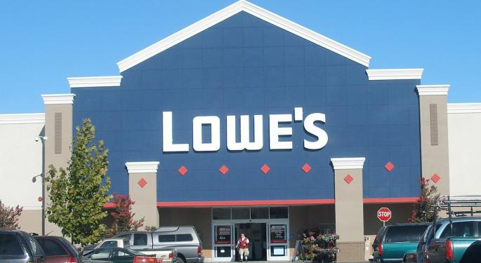 Citi Is A Believer In Lowe's Turnaround Plan: 'We Think The Stock Has Upside From Here'