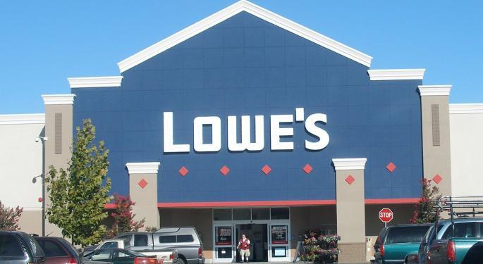 PreMarket Prep Stock Of The Day: Lowe's Companies
