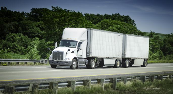 Less-than-truckload Turning Positive In August