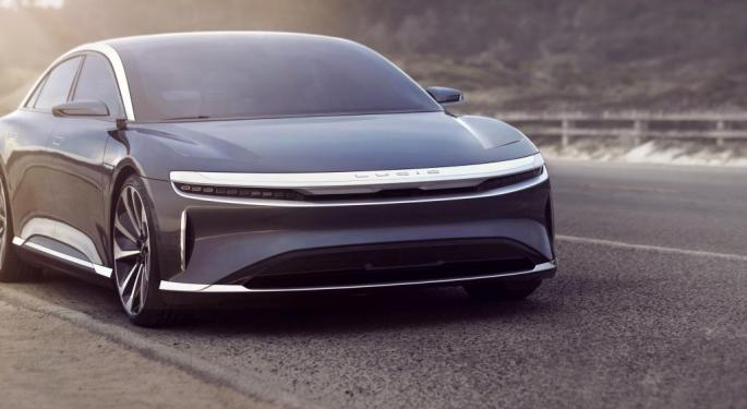 Lucid Motors And Other Tesla EV Rivals Capitalize On Elon Musk 'SNL' Appearance With Commercials Video