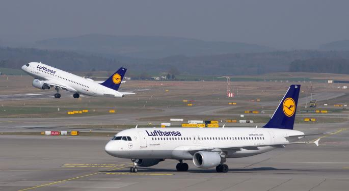 More Efficient Freighters To Help Lufthansa After Soft Q3 Earnings