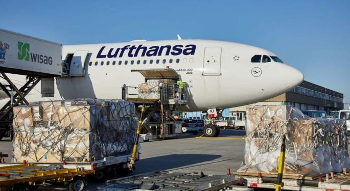 Lufthansa Warns Bailout In Question, Bankruptcy Possible
