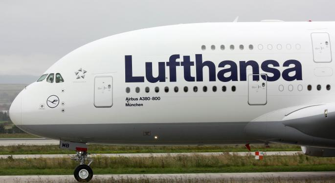 Recent Moves By Lufthansa, Other Euro Airliners Could Be Bad For Companies Like Travelport, Sabre