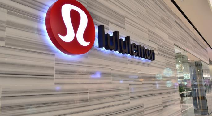 Lululemon's Q2 Earnings Led By DTC Sales Up 155%
