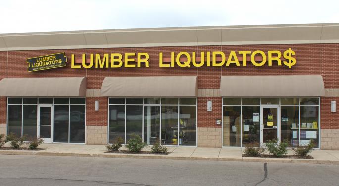 Lumber Liquidators Still In 'State Of Flux,' Piper Jaffray Warns