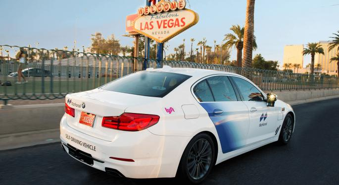 Lyft Sees Its Future, And It is Autonomous And B2B Focused
