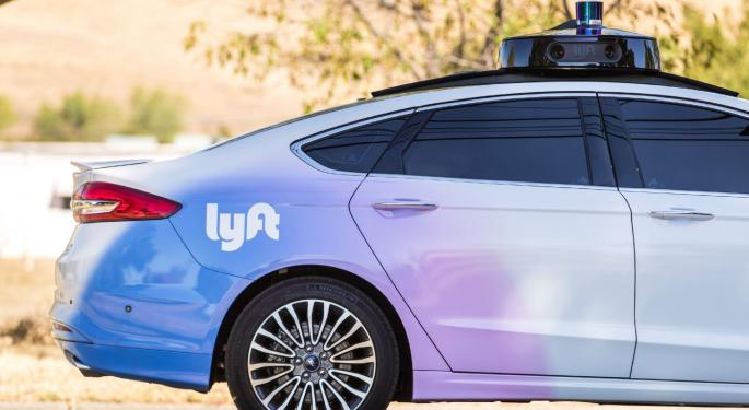 Lyft Resumes Self-Driving Test Rides
