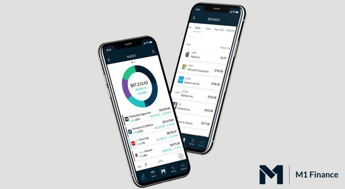M1 Finance Prepares Launch Of M1 Spend: 'It's Really A Next Generation Personal Finance Account'