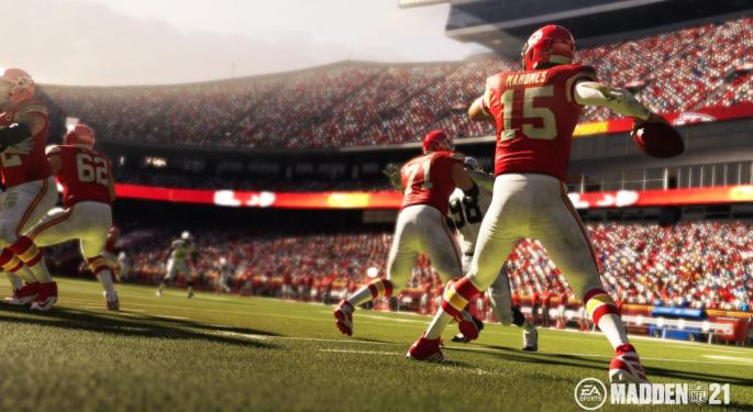 What EA Investors Should Know About Early 'Madden NFL 21' Sales Figures