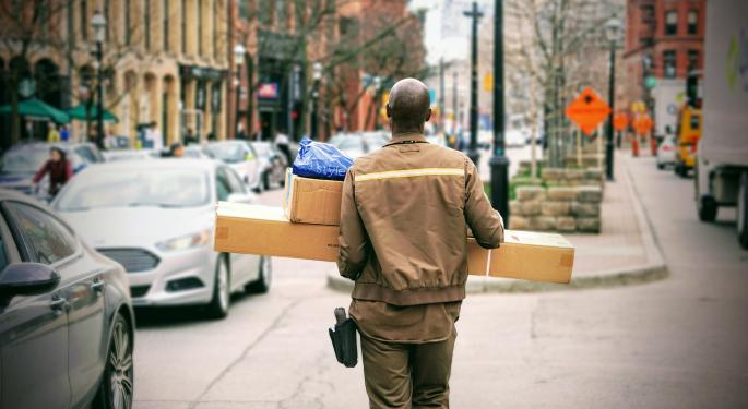 UPS Slaps Peak Holiday Surcharges On US B2C Shippers