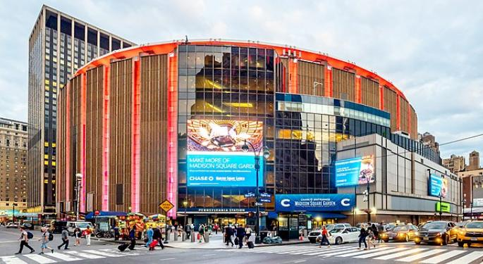Madison Square Garden Acquires MSG Networks In All-Stock Deal