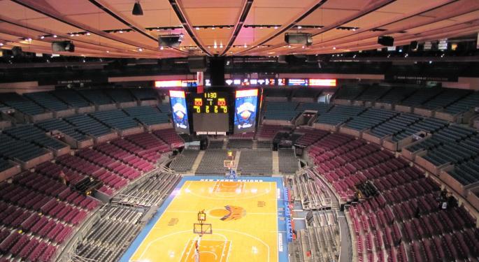 Josh Brown Calls The New York Knicks 'Embarrassing'
