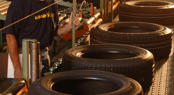 Goodyear Acquires Tiremaker Rival Cooper For $2.5B