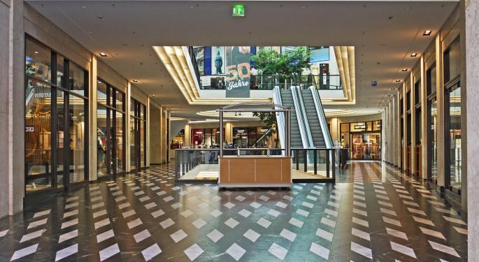 BofA Downgrades Simon Property Amid Unprecedented Challenges In Retail