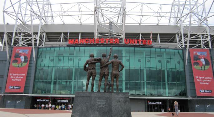 ¿Están las acciones del Manchester United infravaloradas?