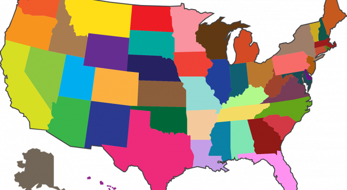 Which State Cannabis Markets Best Represent A Possible Federal Legal Framework?