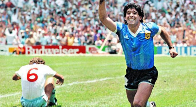 Diego Maradona, Considered By Many The Greatest Soccer Player Ever, Dies At 60