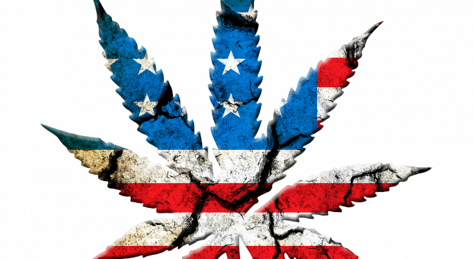 Cannabis Stocks Rebound As Dust Settles Following US Election