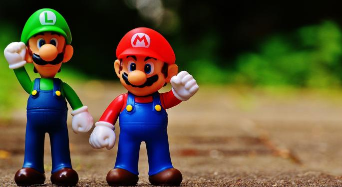 Nintendo Is Soaring After Mario Joins The Apple App Store