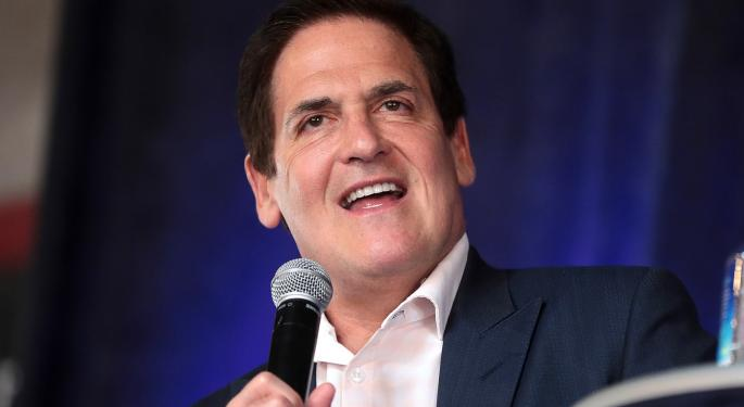 Mark Cuban Says He's Been Holding Crypto For Years Without Selling Anything
