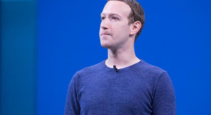 Zuckerberg Tells Facebook Employees He's Not Going To Moderate Trump