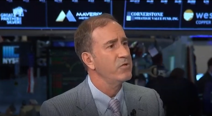 Harry Markopolos Talks GE Fraud Thesis With CNBC