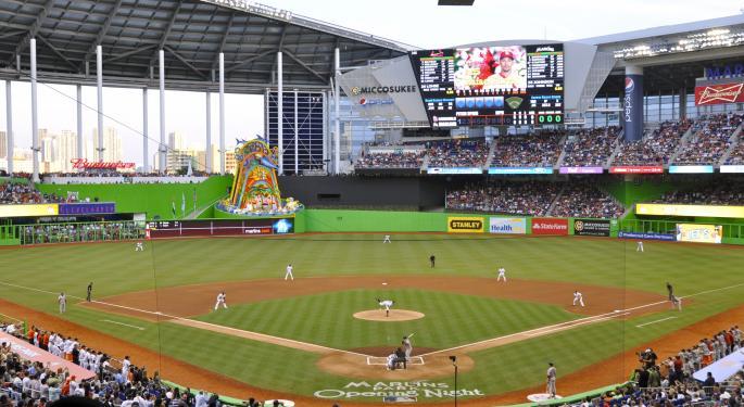 Marlins COVID-19 Outbreak Throws A Curveball At MLB Season, Sports Betting Stocks