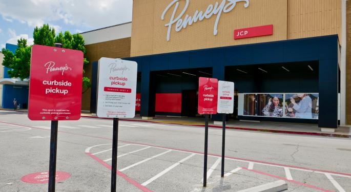 Sycamore Partners Leads Bid To Acquire Bankrupt JCPenney At $1.75B, Proposes Merger With Belks: Report