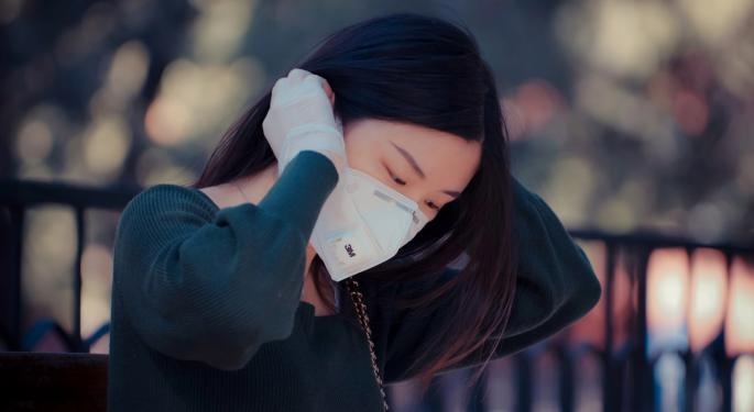 SoftBank And Chinese Automaker Partner To Produce 300M Masks Per Month In Japan