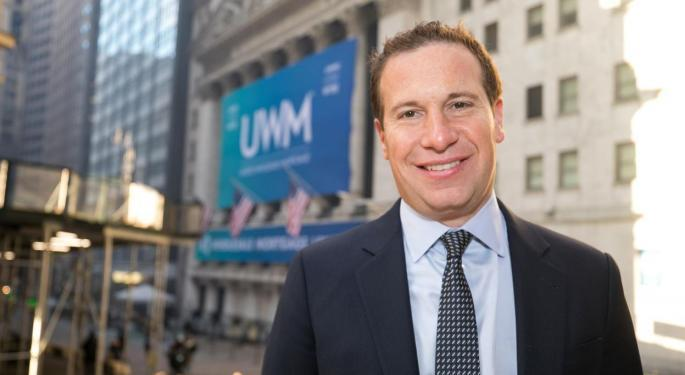 UWM CEO Talks Reddit-Fueled Stock Volatility, Russell Inclusion