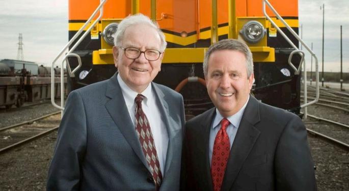 BNSF's Long-Serving Executive Chairman Matthew Rose To Retire Next April