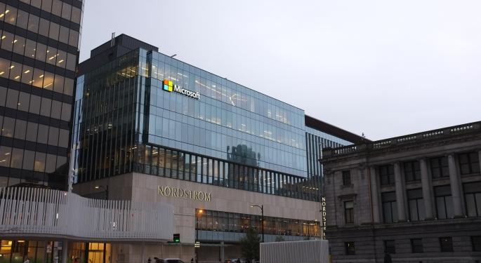 Microsoft, patrocinador de la startup Wejo