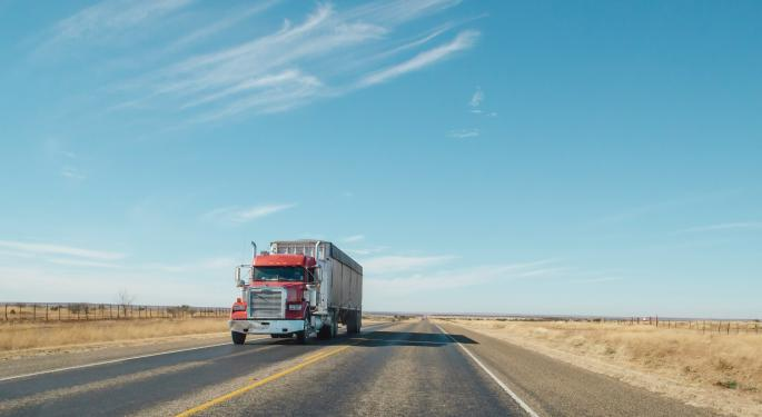 The Daily Dash: Freight Volumes Rising; And Florida Man Takes A Wild Semi Ride