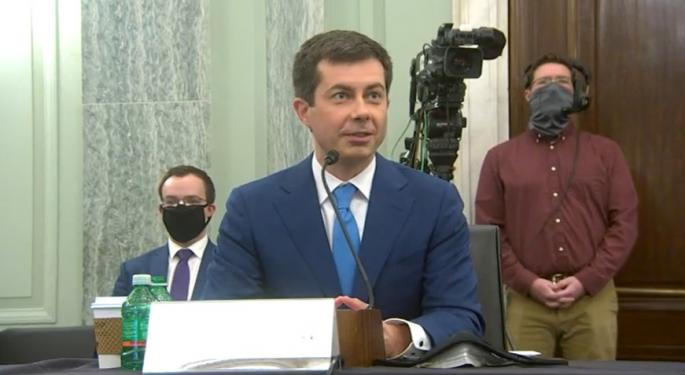 Buttigieg: Raising Gas Tax 'On The Table' To Pay For Infrastructure