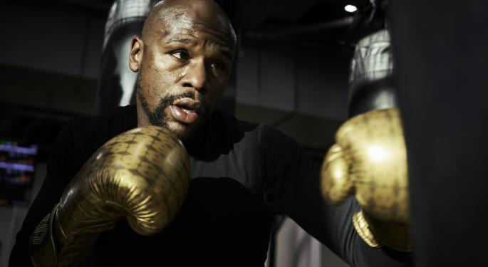 Mayweather Boxing + Fitness CEO On New Locations, Virtual Reality Product: 'It's More Than Just A Workout'