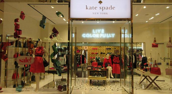 Why The Street Believes Kate Spade Will Be Acquired, But Has Doubts On Angie's List