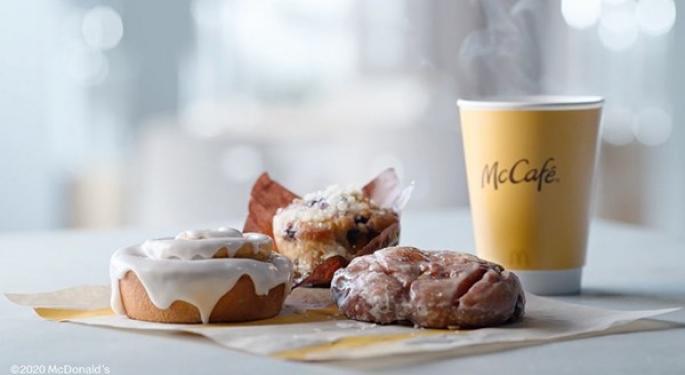 McDonald's Menu Shakeup: New Bakery Items, J Balvin Meal
