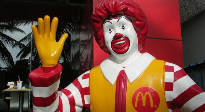 Baird Upgrades McDonald's, Says U.S. Slowdown And Comps Are Near-Term Risk