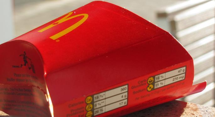 McDonald's CEO Talks Plant-Based Burger