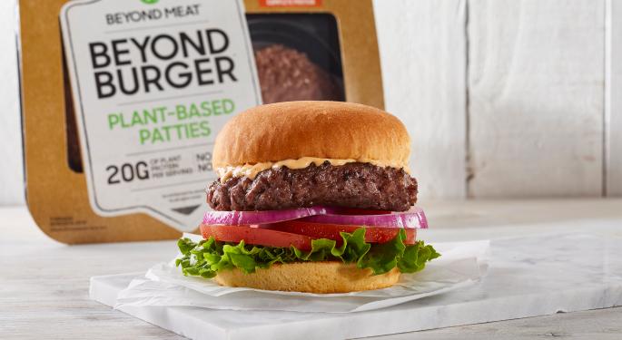 Baird Bullish On Beyond Meat, Predicts $1.9B Revenue By 2023