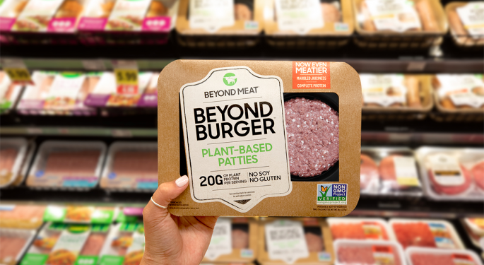 Beyond Meat To Make Chinese Retail Debut With Alibaba Partnership