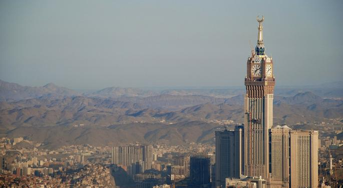 OPEC Deal Indicates Saudi Arabia Is Abandoning Market Share Strategy