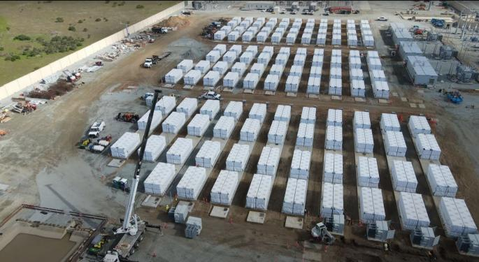 Tesla, PG&E's Giant Battery Pack Project In California Is Almost Finished: Video