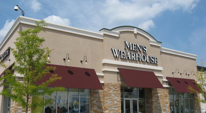 Men's Wearhouse Parent Tailored Brands Files For Chapter 11 Bankruptcy